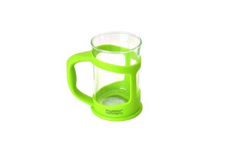 Набор лаймовых чашек для чая/кофе (2 пр.)