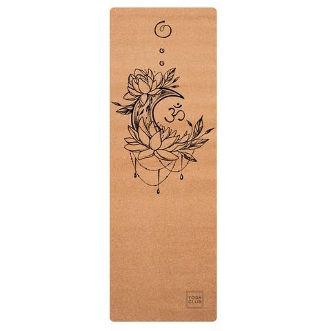 Пробковый коврик для йоги Cork Om 183*61*0,3 см