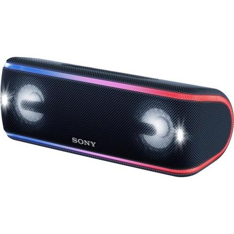Портативная акустика Sony SRS-XB41 черный
