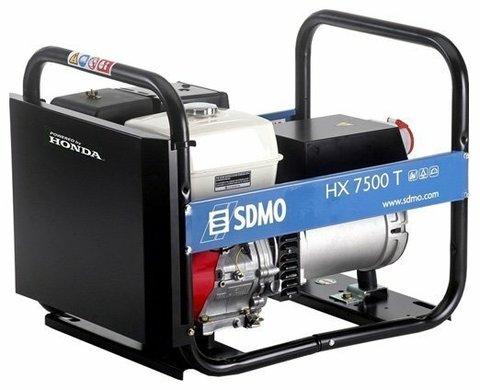 Кожух для бензинового генератора SDMO HX7500T-2 (6000 Вт)