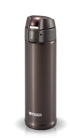 Термокружка Tiger MMP-S (0,3 литра), коричневая