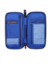 Органайзер Victorinox Lifestyle Accessories 4.0 с защитой от сканирования RFID, синий, 13x3x26 см