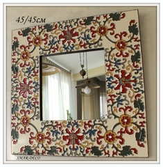 Зеркало интерьерное, 45 х 45см