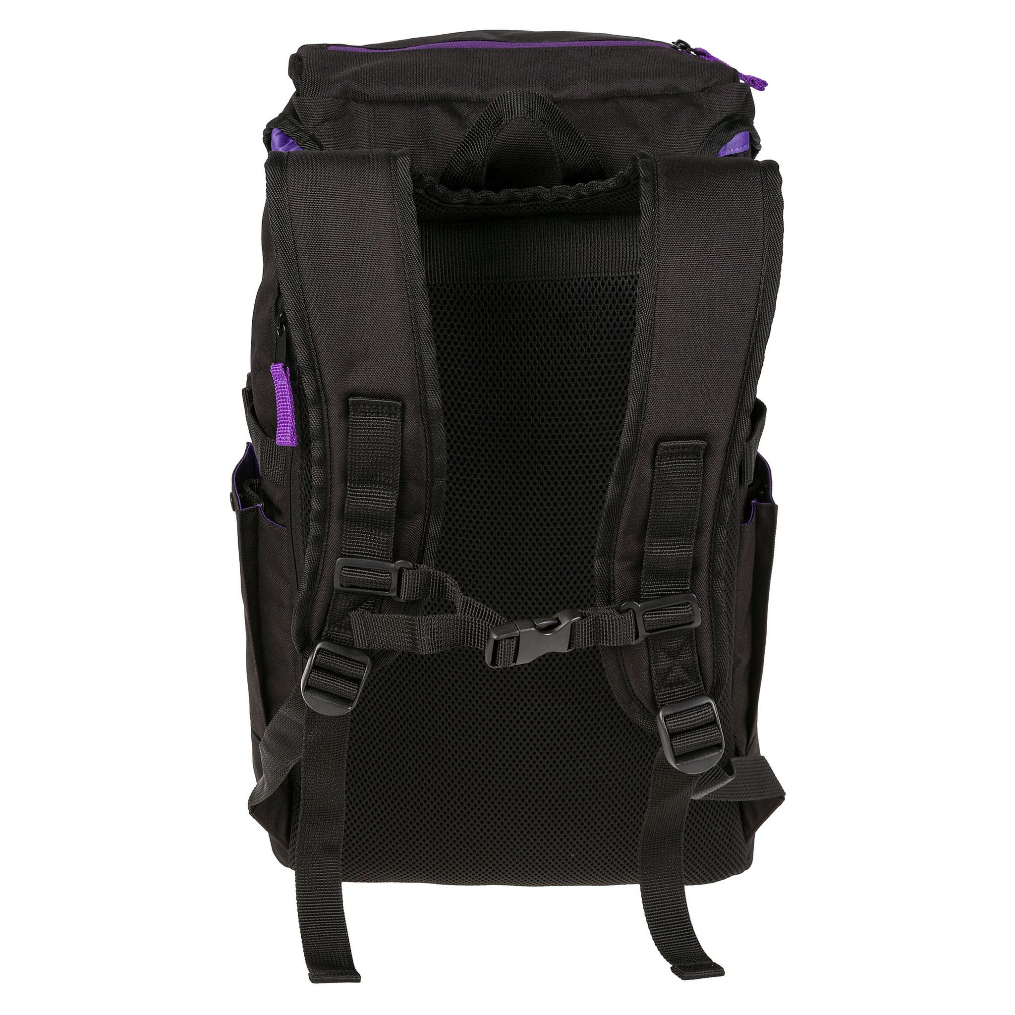 Рюкзак для скейта DICKIES Millcreek (Black)