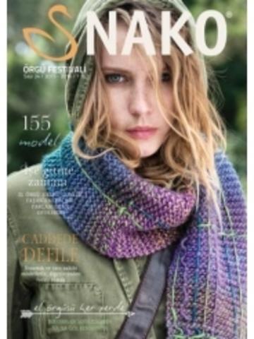 Журнал NAKO № 24 (фестиваль вязания) - 155 моделей