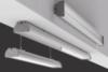 Примеры монтажа промышленного влагозащищенного светильника аварийного освещения серии Iron 2.0