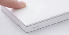 Умный выключатель света Xiaomi Aqara WXKG03LM белый