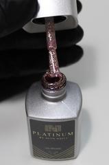 Жидкая фольга для ногтей PLATINUM розовая