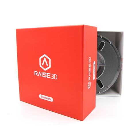 Катушка PC-пластика Raise3D Premium, 1.75 мм, 1кг, прозрачная
