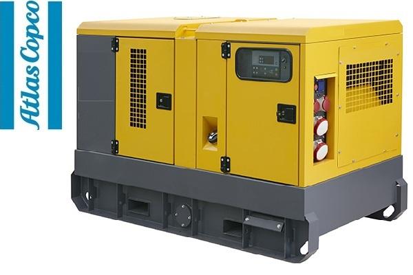 Дизельная электростанция (генератор) Atlas Copco QAS 60