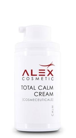 Крем для чувствительной кожи  - Alex Total Calm Cream
