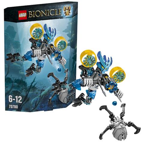 LEGO Bionicle: Страж Воды 70780 — Protector of Water — Лего Бионикл
