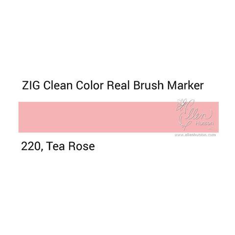 Маркер акварельный ZIG Clean Color Real Brush- штучно - 220
