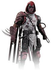 Batman Arkham City Action Figure Series 03 - Azrael