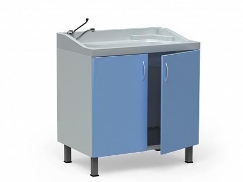 Стол для санитарной обработки, купания новорожденных  БТ-24-90-Н - фото