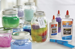Набор для изготовления слаймов Elmer's Rainbow Slime Starter Pack 3*177мл