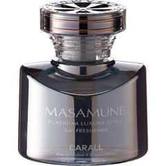 Освежитель воздуха для автомобиля CARALL MASAMUNE 1773 (platinum surf)