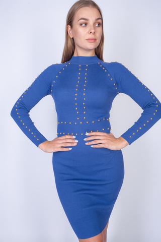 Платье оверсайз до колена Nadya