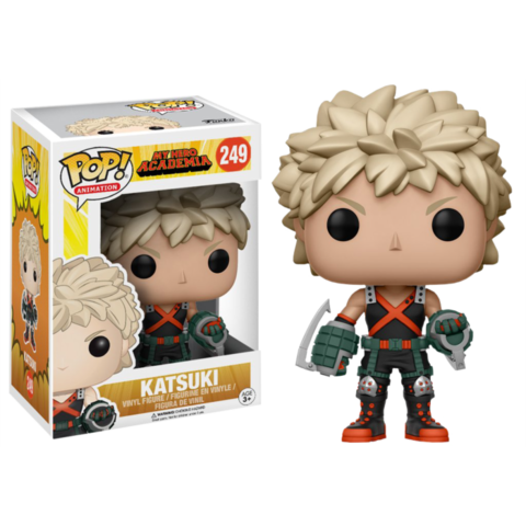 My Hero Academia – Katsuki Funko Pop! || Бакуго