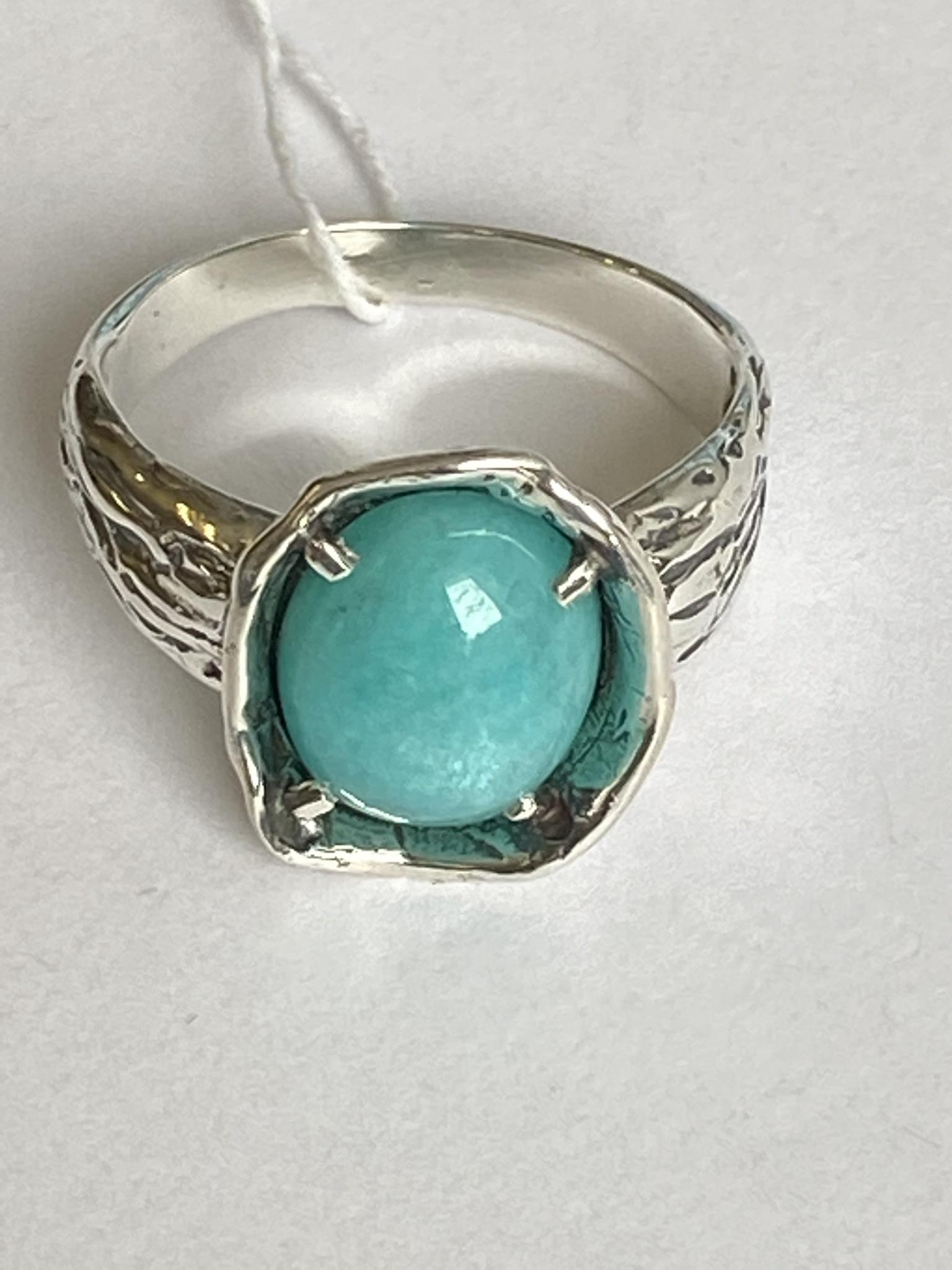 Немида (кольцо  из серебра)