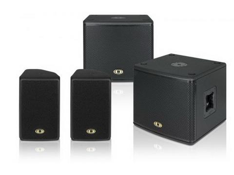 Звукоусилительные комплекты Dynacord D-Lite Activetwo