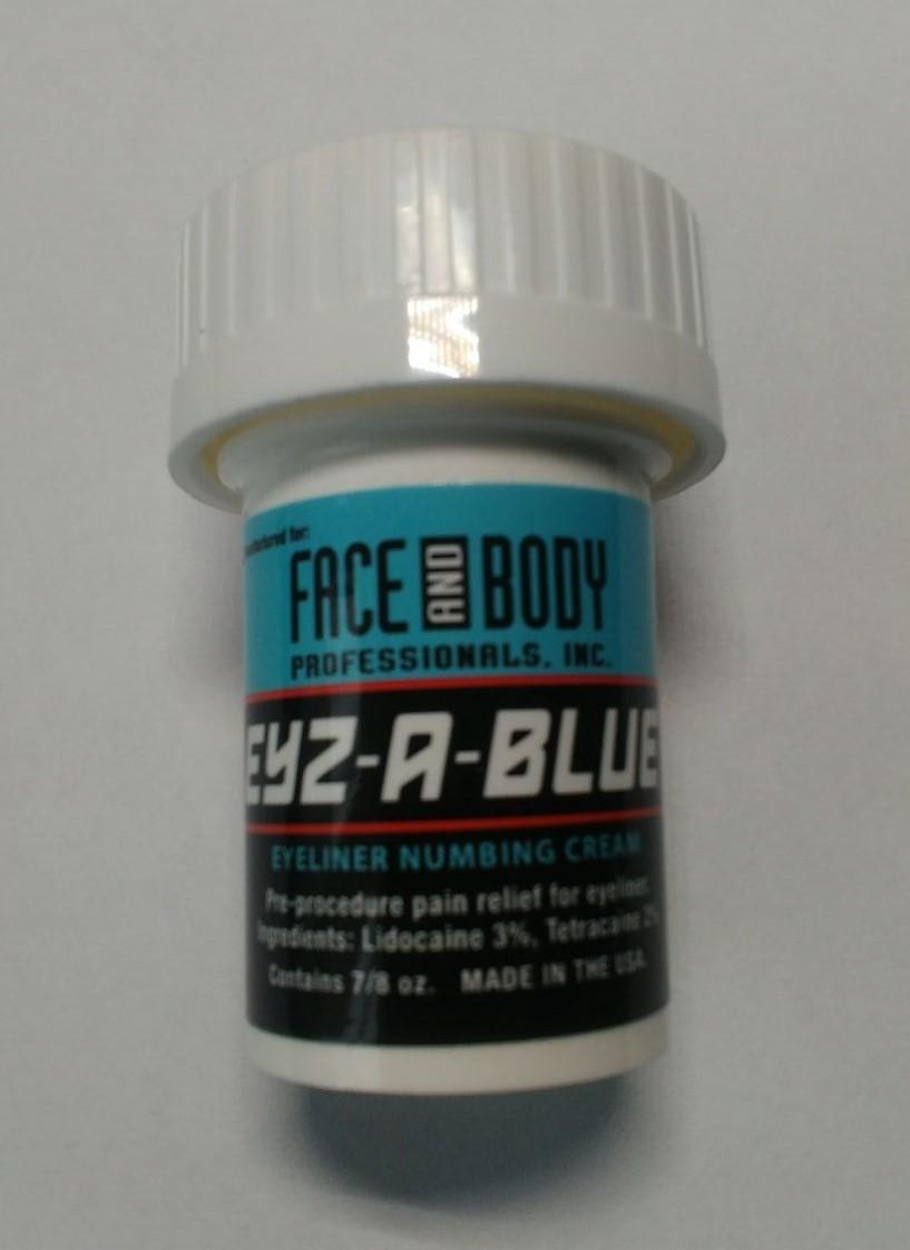 Охлаждающий крем Eyz-A-Blue (Айс-а-Блю) 36 мл.