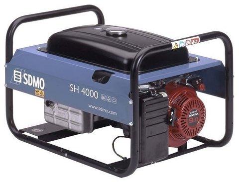 Кожух для бензинового генератора SDMO SH4000 (3600 Вт)