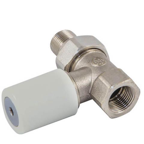 Ручной вентиль с муфтой, прямой, DN 10 3/8 GZ * 3/8 GW