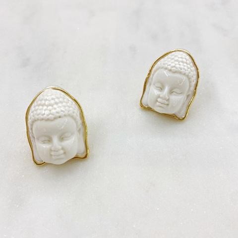 Серьги Vi Будда