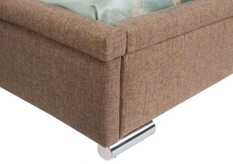 Кровать двуспальная Райтон Nuvola 4 (1 подушка)