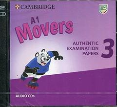Movers 3 Audio CD (New format)