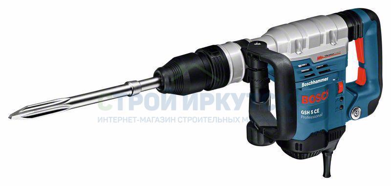 Отбойные молотки Отбойный молоток с патроном SDS-max Bosch GSH 5 CE (0611321000) 01c7b3e354347e9879c94f0504cbbb09