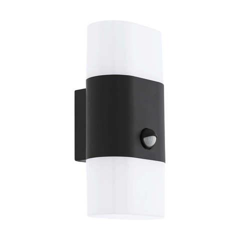 Уличный светильник с датчиком движения и с сенсором DAY & NIGHT Eglo FAVRIA 1 97314