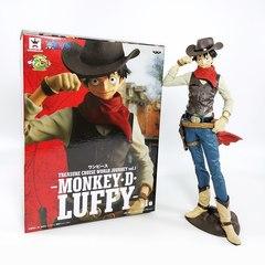 Фигурка One Piece Treasure Cruise Word Journey Monkey D Luffy