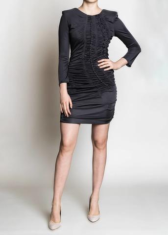<p>Платье с поясом</p> EMILIO PUCCI