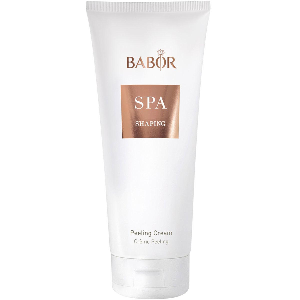 Крем-пилинг подтягивающий для тела Babor Spa Shaping For Body Peeling Cream 200 ml