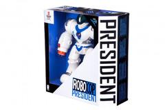 Робот Дестроер Same Toy на радиоуправлении (белый)