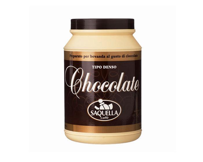 Горячий шоколад Saquella Chocolate, 1 кг