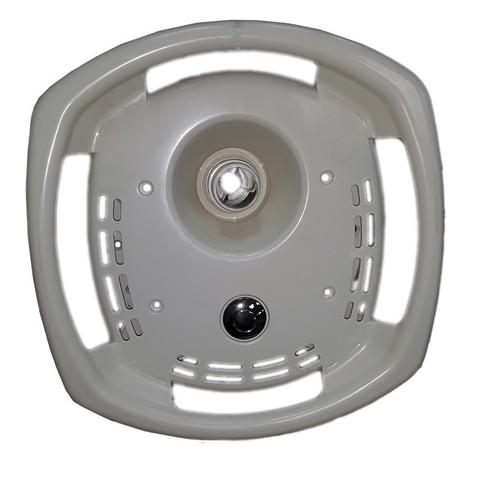 Лицевая панель квадратная из ABS-пластика противотока универсальная POOLKING