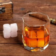 Набор камней для виски «Красота в любом проявлении», 4 шт, фото 3