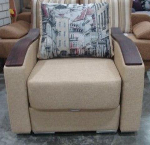 Кресло ОЛЬГА с подлокотн. МДФ (контур)