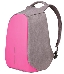 Рюкзак-антивор Compact USB Розовый