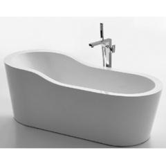 Ванна отдельностоящая 175х80 см BelBagno BB65-1750 фото