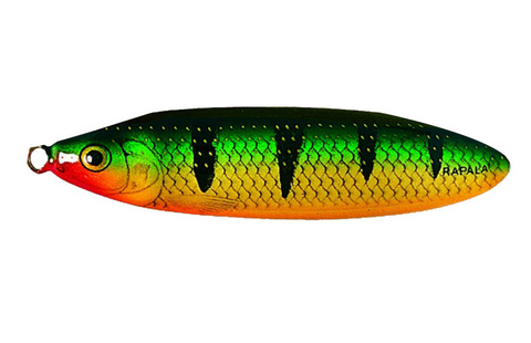 Незацепляйка RAPALA Minnow Spoon 8 см, цвет P