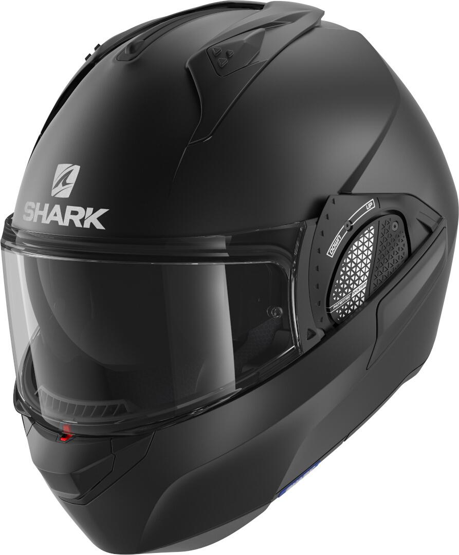 SHARK EVO-GT BLANK MATT KMA