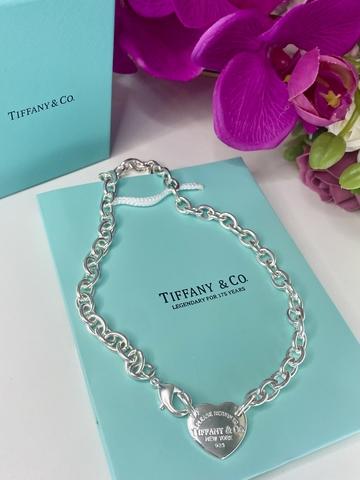 Колье Tiffany Heart