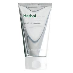 Очищающая пилинг-маска Medi-Peel Herbal Peel Tox Wash Off Type Cream Mask с эффектом детокса 120 гр