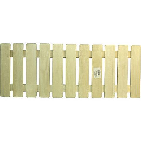 Трапик деревянный для бани, 300х800
