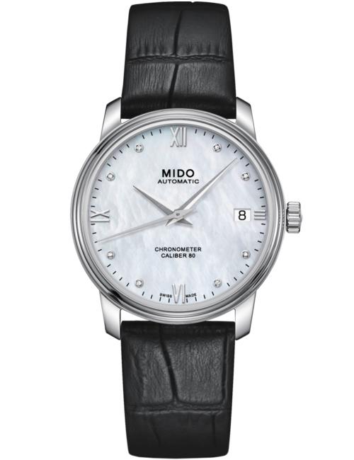 Часы женские Mido M027.208.16.106.00 Baroncelli