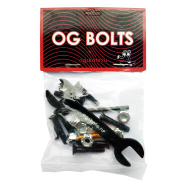Болты для скейтборда OG Allen + ключ